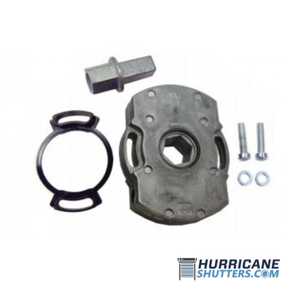 Gear Kit for Roll Shutters & Awnings - 7MM (Metal)
