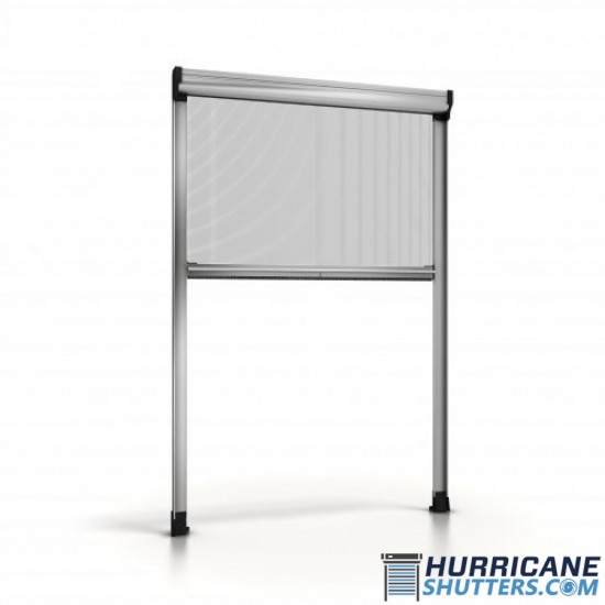 Rolling Screen (Insect - Sun - Bugs - Privacy) - (Non-Impact)