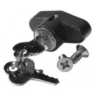 HV Accordion Shutter Lock